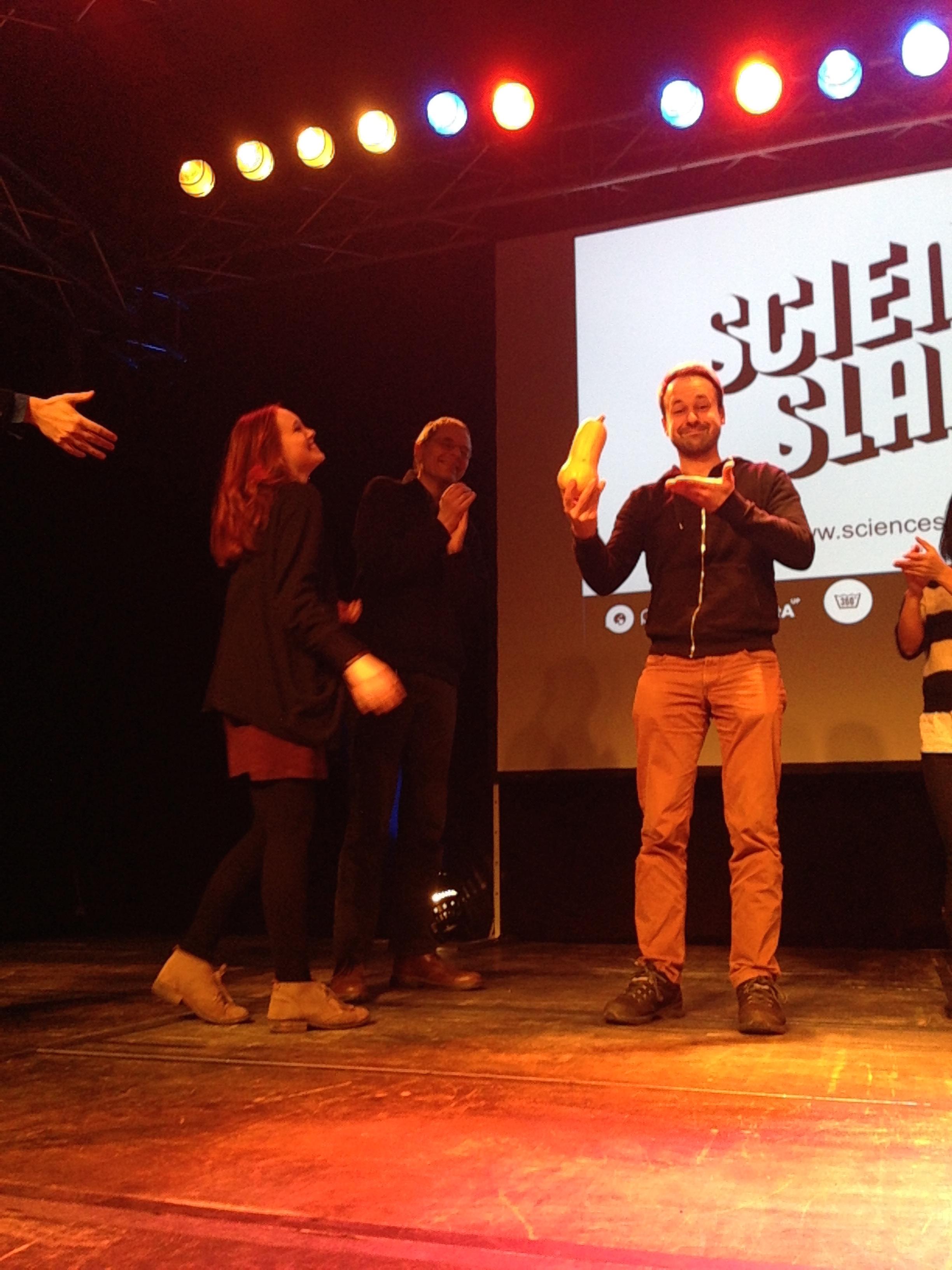 10. Science Slam Potsdam – Psychologie und Physik gewinnt